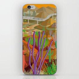 Desert City Phoenix iPhone Skin