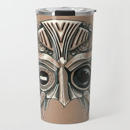 mask Travel Mug