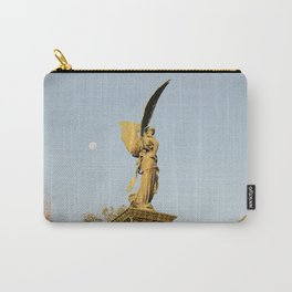 Angel of the Parc Montsouris Carry-All Pouch
