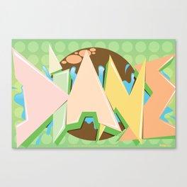Crossfit (WOD) Poster - Diane Canvas Print