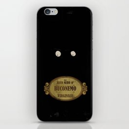 """Bunemo from Black Hole """"O"""" (Virginale) iPhone Skin"""