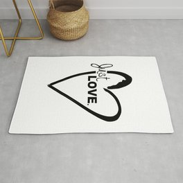 Just LOVE. Rug