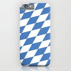 bavaria germany land region flag iPhone 6s Slim Case