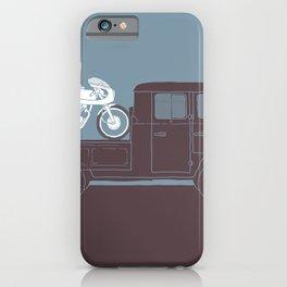 furgoncino iPhone Case