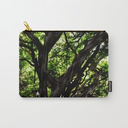 Abstract Tree 602 Carry-All Pouch