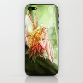 Tree Fea iPhone Skin