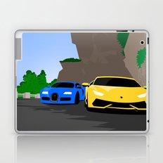 Lamborghini & Bugatti Laptop & iPad Skin