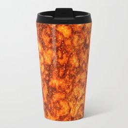 Lava texture Travel Mug