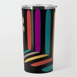 PIANO EN FUGA Travel Mug