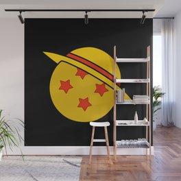 Dragon Pirates - Ball Wall Mural