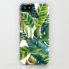 banana life iPhone SE Slim Case
