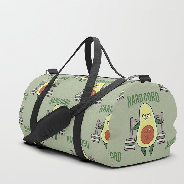 Hardcore Avocado Duffle Bag