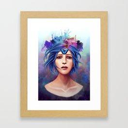 Always take the shot - Life is Strange Fanart Framed Art Print