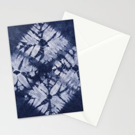 Denim Tie Dye Stationery Cards