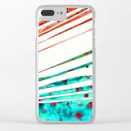 Equator Clear iPhone Case