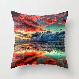Nature 4 Throw Pillow