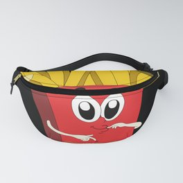 French Fries Fanny Pack