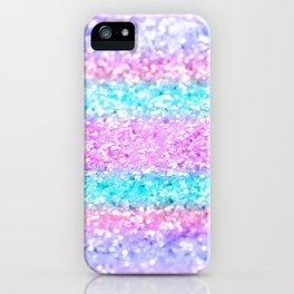 Unicorn Girls Glitter #15 #shiny #decor #art #society6 iPhone Case