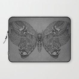 Butterfly skulls 1 Laptop Sleeve