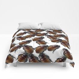 Cock A Roach  Comforters