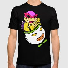 SUPER SMASH BROS: Roy's Our Boy! (NO TEXT) Mens Fitted Tee MEDIUM Black