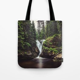 Pure Water - Landscape and Nature Photography Tote Bag