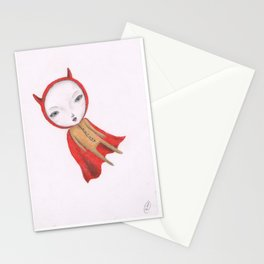 my hero Stationery Cards