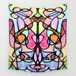 Colourful Wall Tapestry