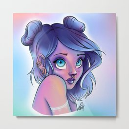 Sweet Candy Metal Print