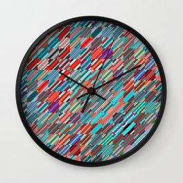 """Sin(Tan(k × n) × sinc(j + i) × a) ["""" _16""""] Wall Clock"""