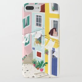 Chillin' iPhone Case