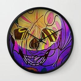 CRÁNEOS 37 Wall Clock