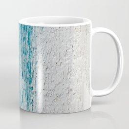 Distressed Wood Coffee Mug