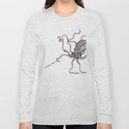 The Blind Octopus Long Sleeve T-shirt
