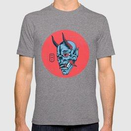 Hannya Mask Floater T-shirt