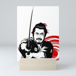 Yojimbo. Japanese Mini Art Print