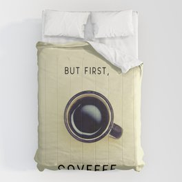 But First, Covfefe Comforters