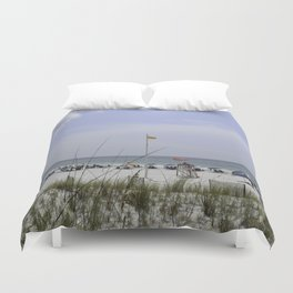 Moderate Current Duvet Cover
