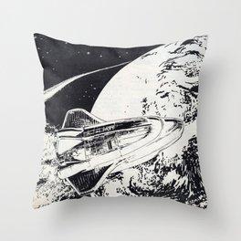 s l i n g s h o t  Throw Pillow