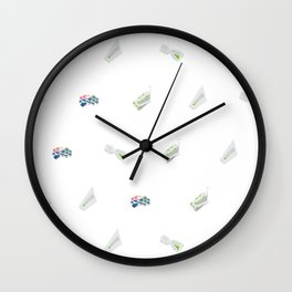 BIG: Collection Wall Clock