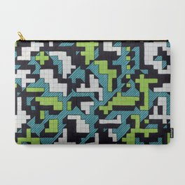 Bad at Tetris Carry-All Pouch