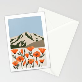 Marin County Print Stationery Cards