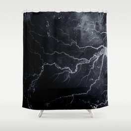Hesperus II Shower Curtain