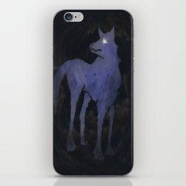 Ghost Hound iPhone Skin
