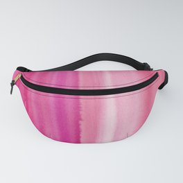 14      190728   Romance Watercolour Painting Fanny Pack
