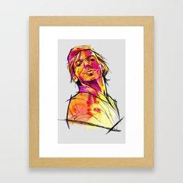 Eddie 1992 Framed Art Print
