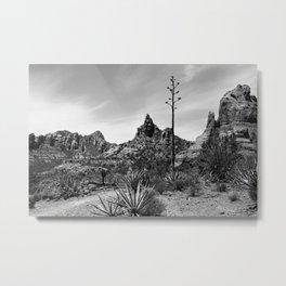 Soldier's Pass, Sedona Arizona Metal Print