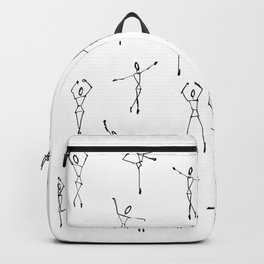 Dance ballerina dance Backpack