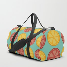 Juicy Citrus Duffle Bag