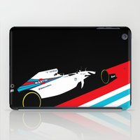 f1 iPad Cases featuring Fw36  by Cale Funderburk
